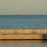 Widok z Tarasu Akwarium Gdyńskiego
