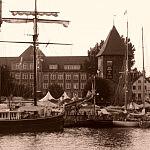 Motława - zlot jachtów 2005