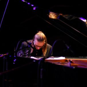 Leszek Możdżer podczas koncertu