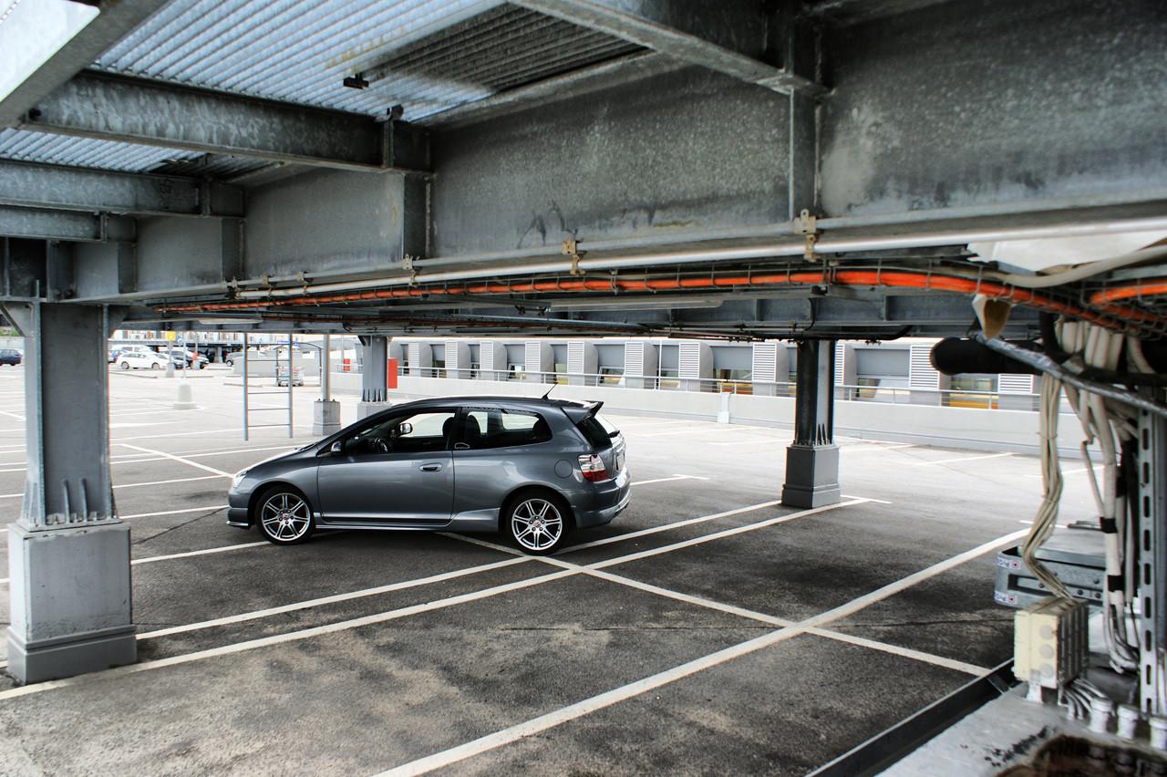 Honda Civic VII - Galeria Bałtycka