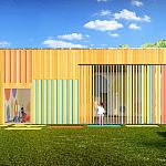 Przedszkole w miejscowości Grupa w gminie Dragacz