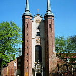 Katedra Oliwska w maju