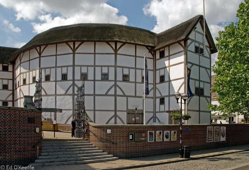 Teatr Szekspirowski w Londynie