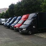 Wynajem aut samochodów dostawczych busów z kierowcą Gdańsk Sopot Gdynia Trójmiasto