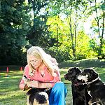 Miłość i szacunek do zwierząt stawiam na pierwszym miejscu...