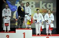 Gdańsk dominuje w mistrzostwach Polski judo
