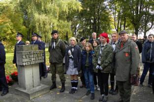 Rocznica niemieckiej zbrodni sądowej na polskich pocztowcach