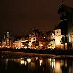 Moje miasto noca