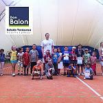 Półkolonie tenisowo - językowe, półkolonie, półkolonie tenisowe, ferie zimowe, nauka tenisa