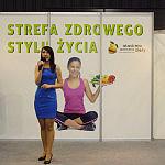 Targi Uroda - Strefa Zdrowego Stylu Życia - Dietetyk medyczny Dominika Stefankiewicz