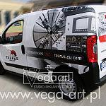 reklamowe oklejanie samochodów gdynia