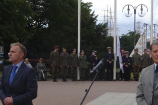 Komandosi Formozy ćwiczyli w centrum Gdyni