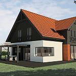 ask architekt projekt domu żuławskiego