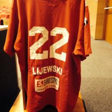 Koszulka Marcina Lijewskiego