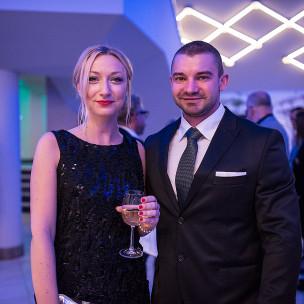 Aleksandra Sobocińska i Piotr Panasewicz