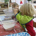 Żłobek - pieczemy ciasteczka