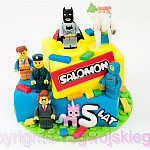 Tort Lego Avengers Batman Lego Movie