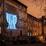 Luminaris obsługuje Narracje 2014. Projekcje wielkoformatowe Wrzeszcz