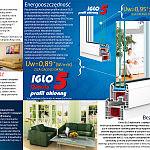 Okna PCV Iglo 5 - DRUTEX SA