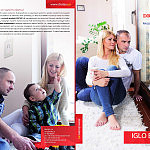 Okna PCV Iglo Energy - DRUTEX SA