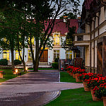Budynki biurowe na ul. Opackiej w Gdańsku (m.in. siedziba DORACO)