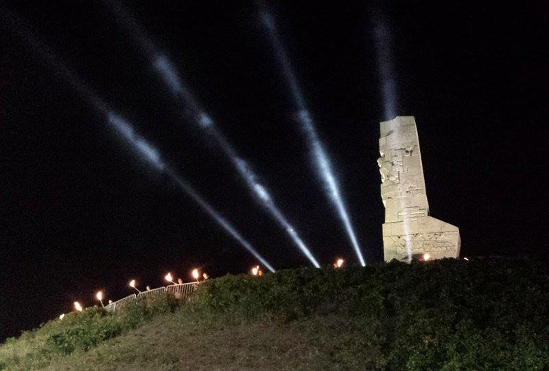 Granitowy kolos u wrót gdańskiego portu. Historia Pomnika Obrońców Wybrzeża