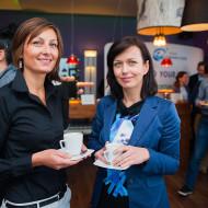 Justyna Bajger (trojmiasto.pl) i Beata Komorek (Yellow Group)