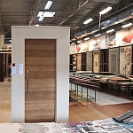 panorama salonu - podłogi, drzwi, dywany, wykładziny