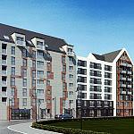 Aparthotel Number One, projekt architektoniczny Pracowni Kozikowski Design