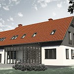 ask architekt dom w nowym dworze gdańskim