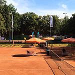 Korty ziemne Don Balon, korty tenisowe Gdańsk, korty letnie, korty AZS, AZS Gdańsk