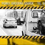 Pomoc drogowa - laweta Gdańsk