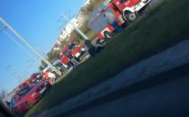 Nie żyje kierowca po wypadku na Trasie W-Z