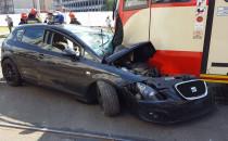 Zablokowana ul. Jana z Kolna po wypadku