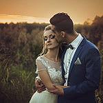 Ślubna sesja plenerowa, zdjęcia ślubne, plener ślubny | Fotograf ślubny gdańsk