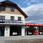Stacja Kontroli Pojazdów Gdynia Obłuże ul.Dąbka 220