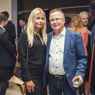 Wioletta i Zbigniew Nowak