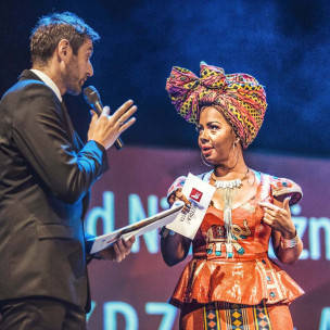 Maciej Dowbor i Marta Smuk
