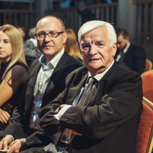 Jan Kozłowski i Leszek Paszkowski