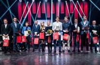 Laureaci XIV Gdańskiej Gali Sportu