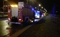 Zdjęcia z wypadku na Bulońskiej