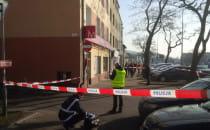 Nieudany napad na bank w Gdyni