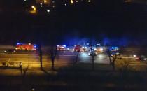 2 osoby ranne w wypadku na Trakcie św....