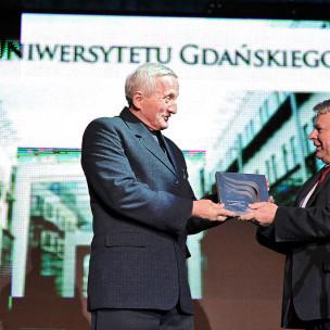 Bogdan Borusewicz i Józef Włodarski