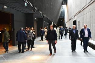 Pierwsi goście zwiedzili Muzeum II Wojny Światowej