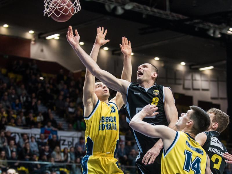 Derby koszykarzy dla Trefla Sopot