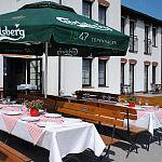 Restauracja - ogródek letni