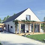Projekt domu w Wiczlinie