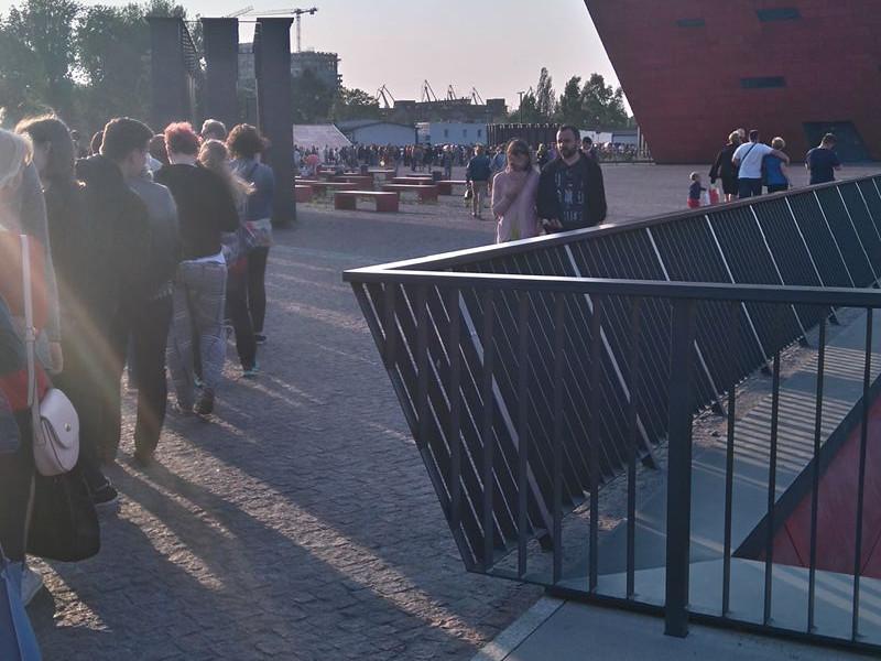 Noc Muzeów znów przyciągnęła tłumy