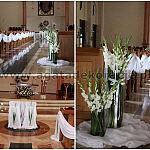dekoracja koscioła sw Antoni Reda